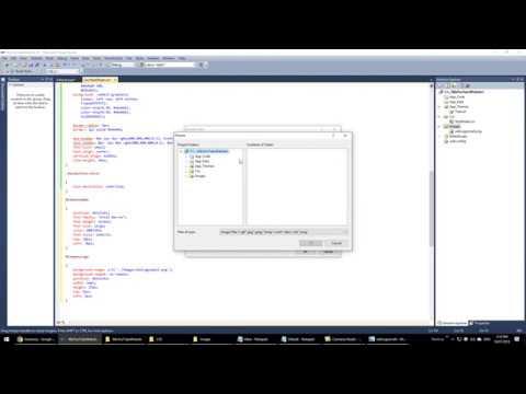 03 ASP Website With Microsoft Access Database Full Walkthough   Main Menu Design Complete