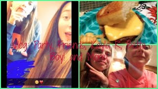 Vlog: Party, Friends, Kayla R, Betta Boy! and More! Thumbnail