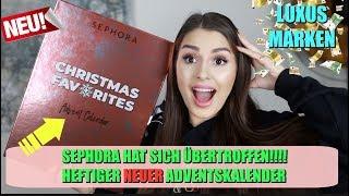 ÜBERKRASS .. Sephora hat sich selbst ÜBERTROFFEN !!! Sephora Favorites Adventskalender 2019