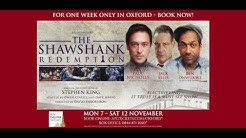 Oxford New Theatre | The Shawshank Redemption