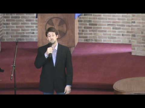 Eric Doades sings