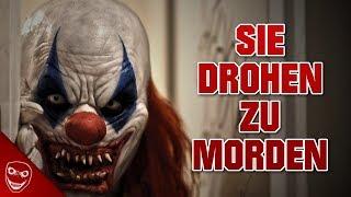 Die Horror-Clowns greifen an! Alle Neuigkeiten und neuen Sichtungen!