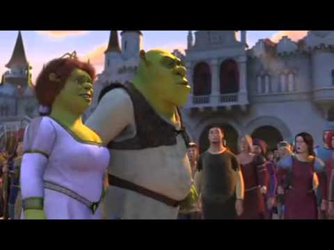 DreamWorks Films - Shrek 2 (2004)