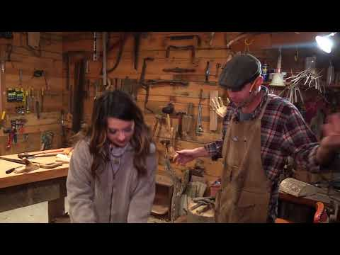 Lost Treehouse DIY 11-7-17 Curtain Rod