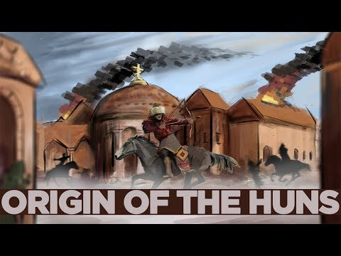 Huns: The Origin