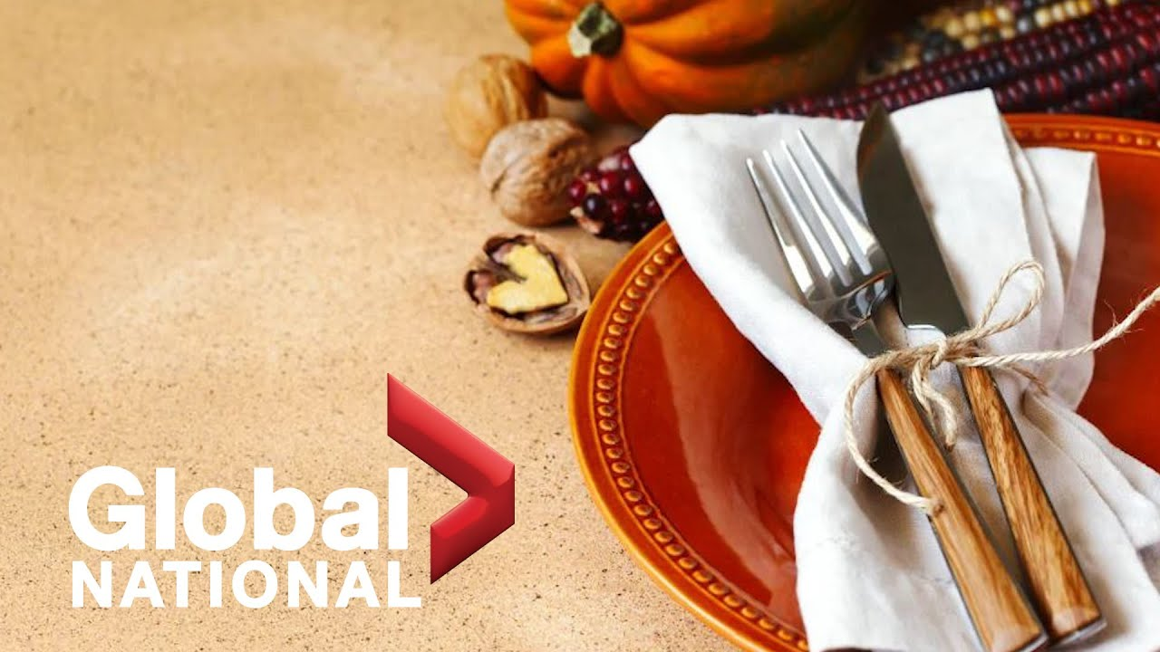 Download Global National: Oct. 10, 2021 | Loose COVID rules in Canadian Prairies prompt Thanksgiving concerns