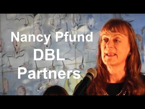 Nancy Pfund, DBL Partners - Launch of Energy Unlocked - CleanwebTV