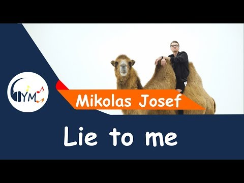 Mikolas Josef - Lie To Me (Lyrics) - Czech Republic