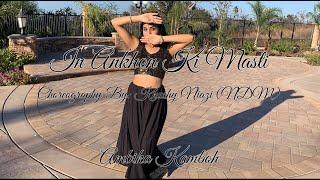 In Ankhon Ki Masti | Khushy Niazi Choreography | NDM Dance | Ambika Kamboh