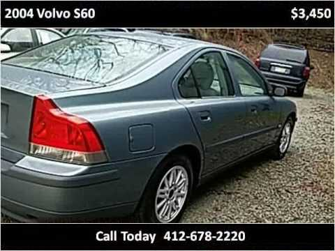 2004 Volvo S60 Used Cars North Versailles PA