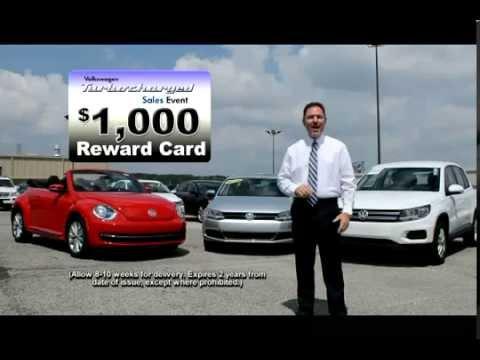 D-Patrick - Volkswagen - Turbocharged Sales Event
