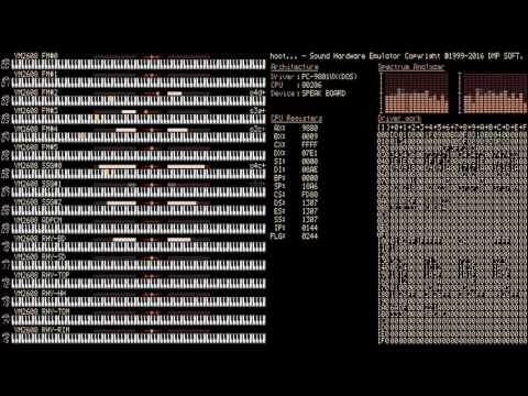【PC98 Remix】 Pure Furies ~ Whereabouts of the Heart | Touhou 15: LoLK (OPNA, PMD)