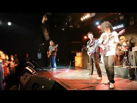 영부인밴드 Fun It cover - 0vueen, the Korean Queen Tribute Band (2012.11.24)