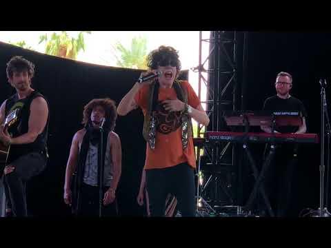 LP - Tokyo Sunrise- live at Coachella 2018 Weekend 1