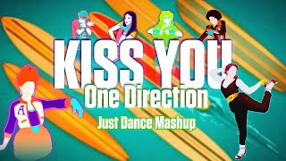 Kiss You - One Direction [Just Dance Fanmade Mashup]