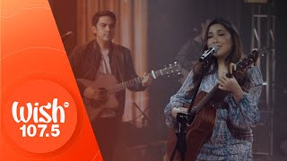 "Moira Dela Torre performs ""Tagpuan"" LIVE on Wish 107.5"