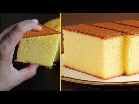 ★ Easy Sponge The Cake Recipe | Happy Birthday Cake | How Sponge Cake Recipe@ Guru's Cooking