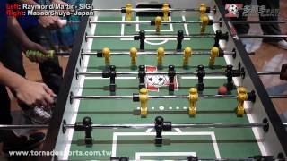 Singapore+HK vs Japan 2nd Match - 2010 Taiwan Foosball International