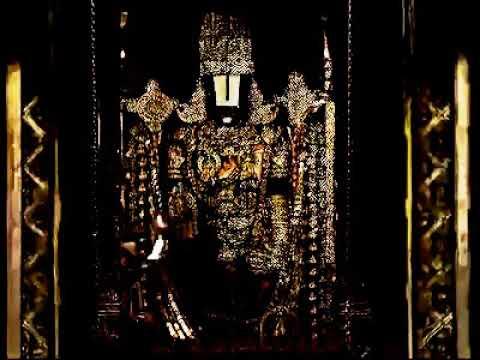 Sri Venkateswara Swamy Hd Wallpapers Original Lord Venkateswara Swamy Video Tirumala Balaji