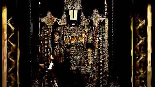 ORIGINAL LORD VENKATESWARA SWAMY VIDEO |Tirumala Balaji Original Video RARE VIDEO OF BALAJI