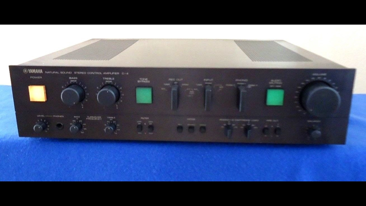 Yamaha C Preamp For Sale