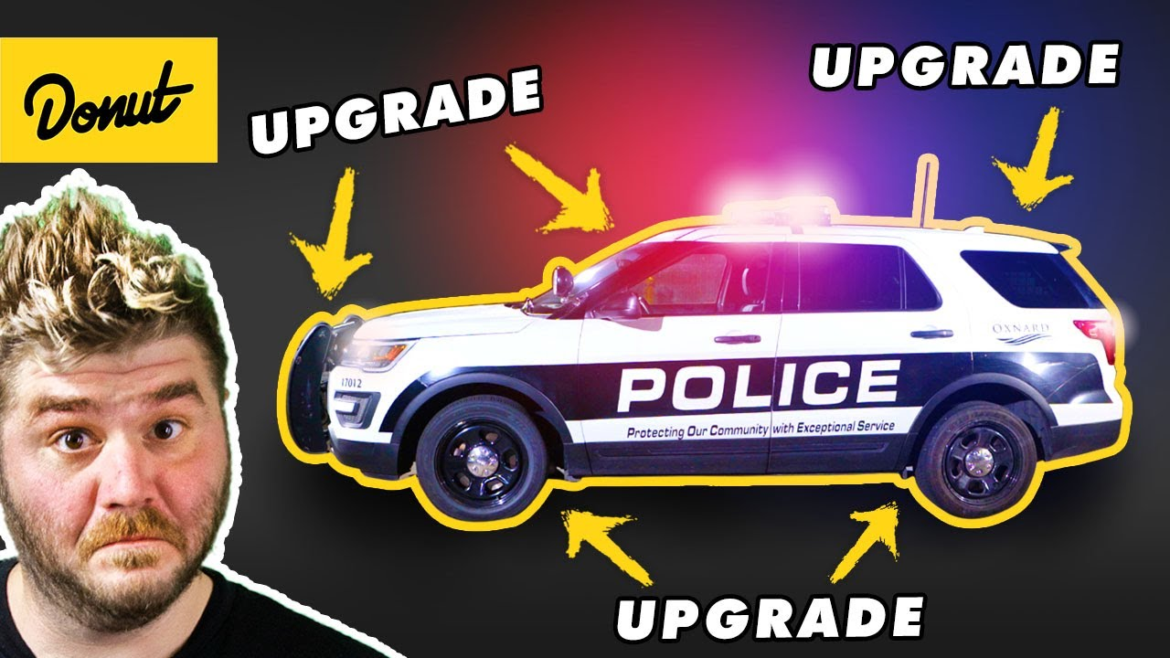 Why the Ford Police Interceptor is the Ultimate Cop Car | BUMPER 2 BUMPER image