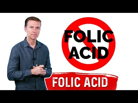 Avoid Folic Acid And Take Folate (as Methyl Folate)