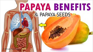 Benefits of Eating Papaya & Papaya Seeds - Papaya Benefits   5-Minute Treatment