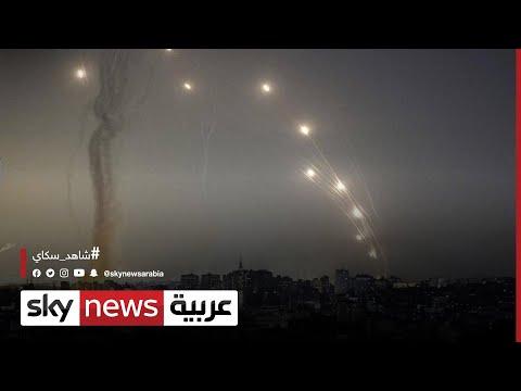 الفصائل تطلق عشرات الصواريخ من غزة تجاه إسرائيل  - نشر قبل 2 ساعة