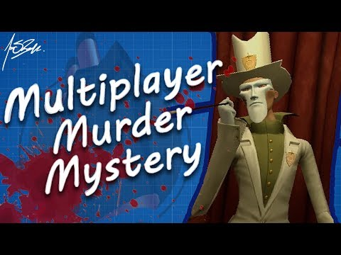 Making A Multiplayer Murder Mystery Game