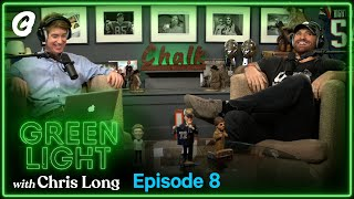 NFL Week 12. Myles Garrett, Le'Veon Bell & Sports Betting on Green Light Podcast | Chalk Media