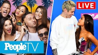 Ariana Grande On Pete Davidson, The 'Jersey Shore: Family Vacation' Cast Joins Us | LIVE | PeopleTV