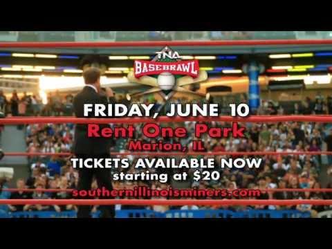 TNA Wrestling Presents Basebrawl In Marion, Illinois