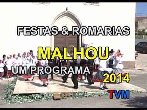 FESTA  EM  MALHOU - 2014
