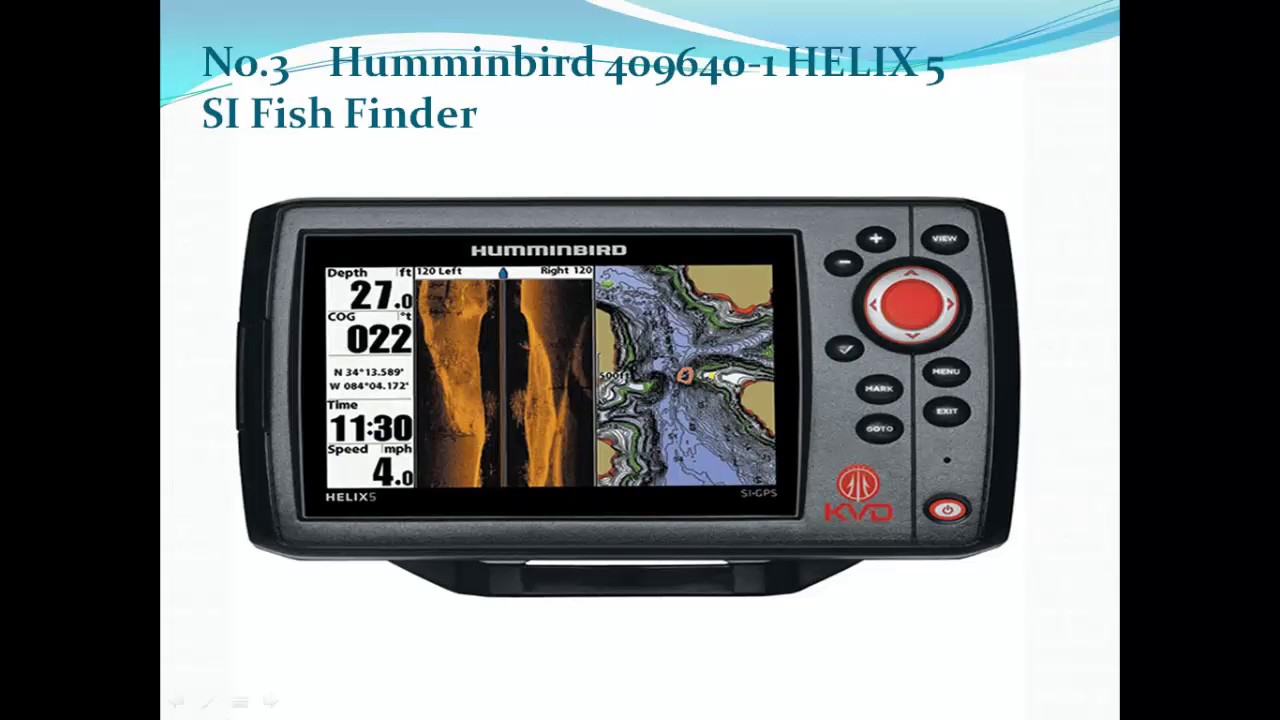 Best marine gps depth finder for Best fish finder 2017