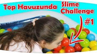 Havuzdan Ne Çıkarsa SÜRPRİZ SLİME ( PART - 1 ) - Top havuzundan neler çıktı, neler😂 Fenomen Tv