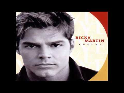 Ricky Martin - Vuelve (Álbum Completo) [1,998]