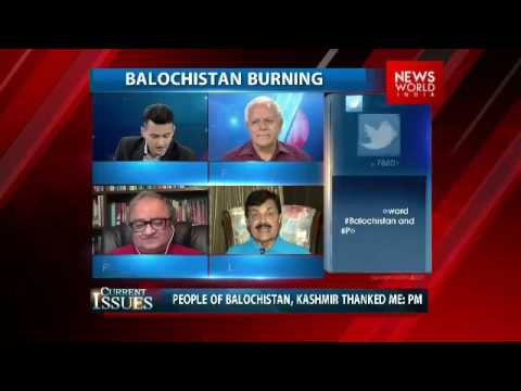 Discussion On Freedom Of Balochistan With Tarek Fatah & Othe