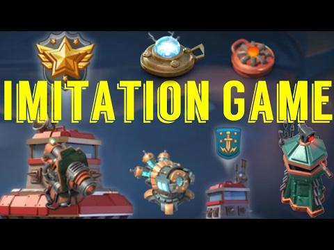 Игра в имитацию Boom Beach 1-7 HD 1080 Imitation Game