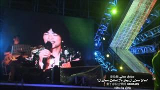 20110403 蕭敬騰 Jam Hsiao [I Just Called To Say I Love You] 墾丁春浪音樂節