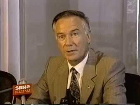 NHL: Inquiry Rules On Ottawa Senators Scandal (1993)