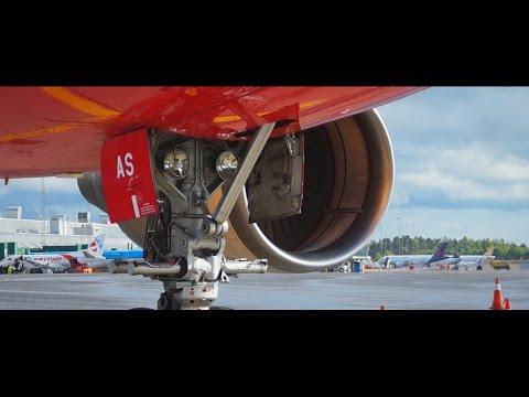 Gothenburg Landvetter Airport - From Airside 2.0