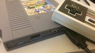 Emulation Station INSIDE A NES CART! RetroPie using Raspberry Pi
