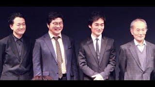 『バリーターク』が日本初演されることになり、2018年2月7日に制作発表...
