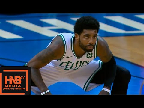 Boston Celtics vs Oklahoma City Thunder 1st Qtr Highlights | 10.25.2018, NBA Season