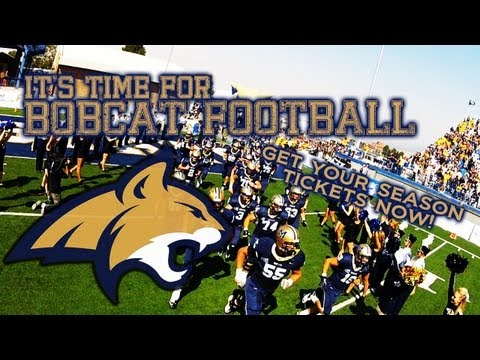 Montana State Bobcat Football | 2013 Season Tickets