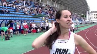 Анастасия Полищук - Чемпионка России 2017