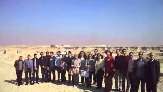 قناة السويس الجديدة :زيارة وفد الملحقين الدبلوماسين برئاسة السفيرة أمال نصير
