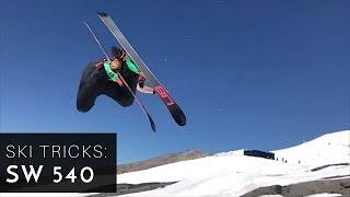 Ski Tricks || Switch 540