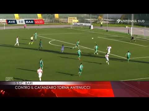 23 Ottobre 2019 - S.S.C. Bari Contro Il Catanzaro Torna Antenucci